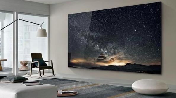 三星Micro LED 电视生产计划或将推迟