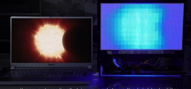 微星创造者 Mini LED屏幕剖析  第7张