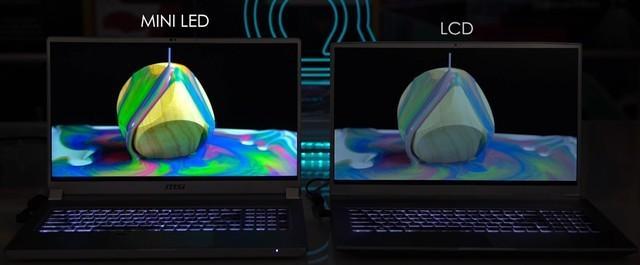微星创造者 Mini LED屏幕剖析  第2张