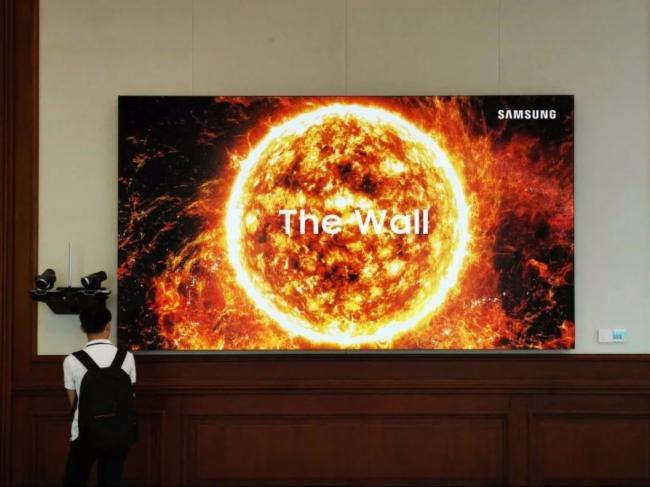三星有意抢在MicroLED电视量产前将QNED电视做为主力电视产品