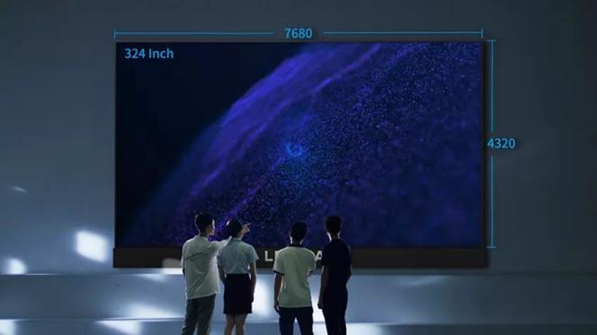雷曼光电超高清COB显示屏弄潮新基建  第3张