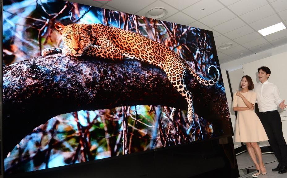 LG正式推出旗下首款Micro LED电视  第4张