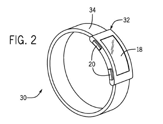 苹果又一MicroLED显示专利曝光
