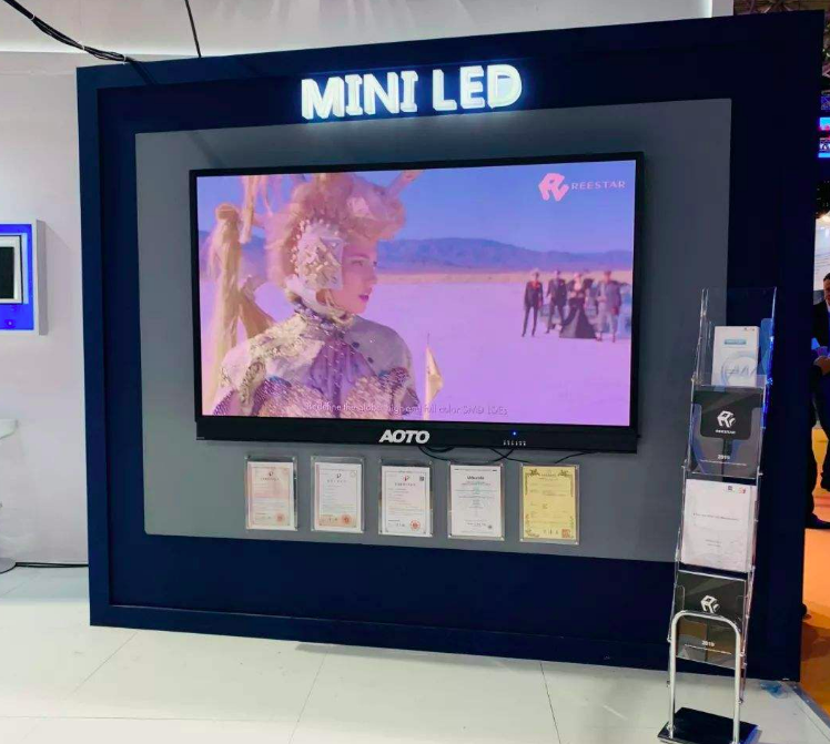 Mini LED明年将在苹果产品渗透率提升至30%左右