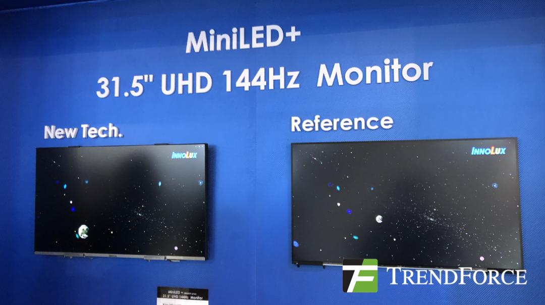 群创,錼创展示新型Micro LED显示器,台北光电展直击!  第3张