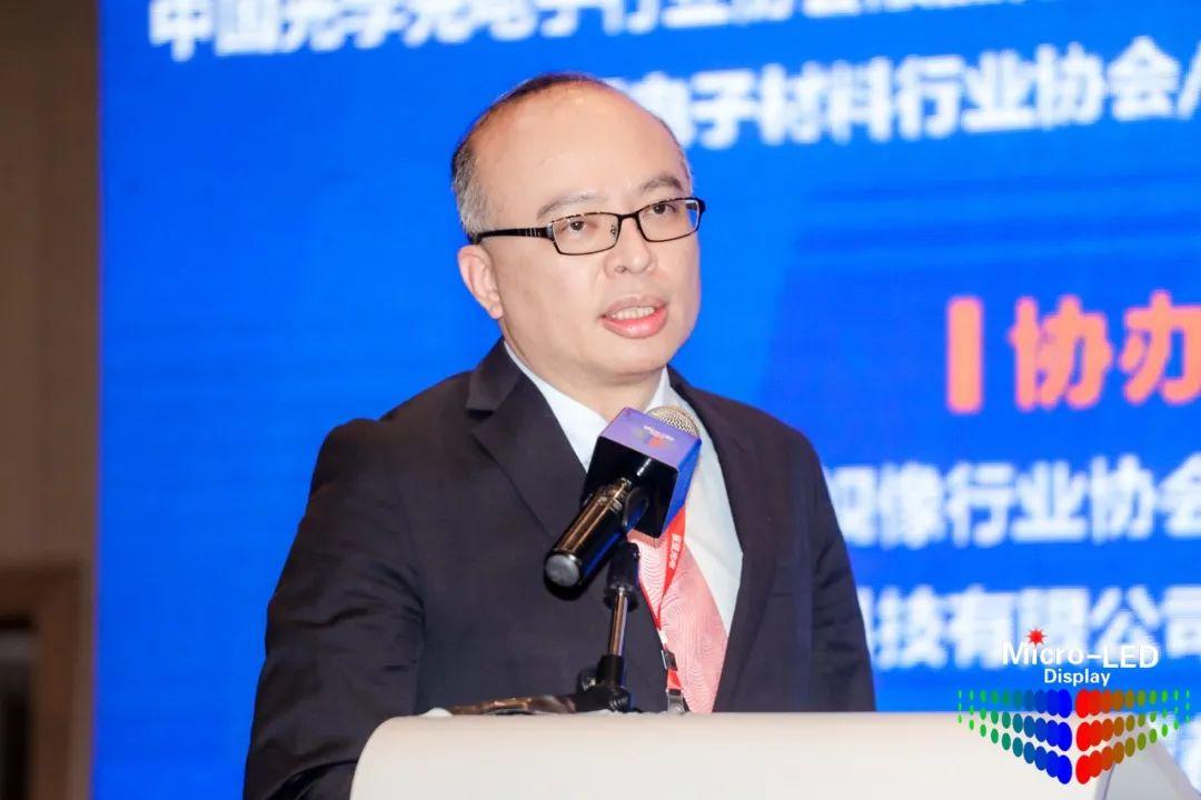2020第四届中国(国际)Micro-LED显示高峰论坛暨第二届成都新型显示合作洽谈会胜利召开  第12张