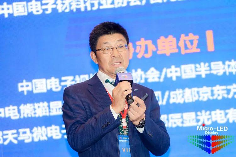 2020第四届中国(国际)Micro-LED显示高峰论坛暨第二届成都新型显示合作洽谈会胜利召开  第21张