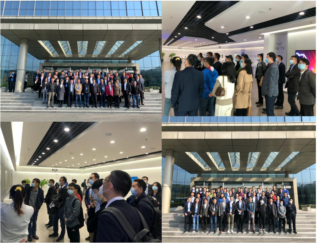2020第四届中国(国际)Micro-LED显示高峰论坛暨第二届成都新型显示合作洽谈会胜利召开  第25张