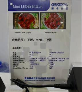 智慧商显、Mini LED 亮点汇总,全触与显示展直击  第1张