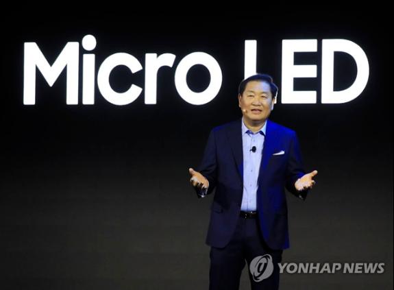 三星本周发布最新款Micro LED电视!