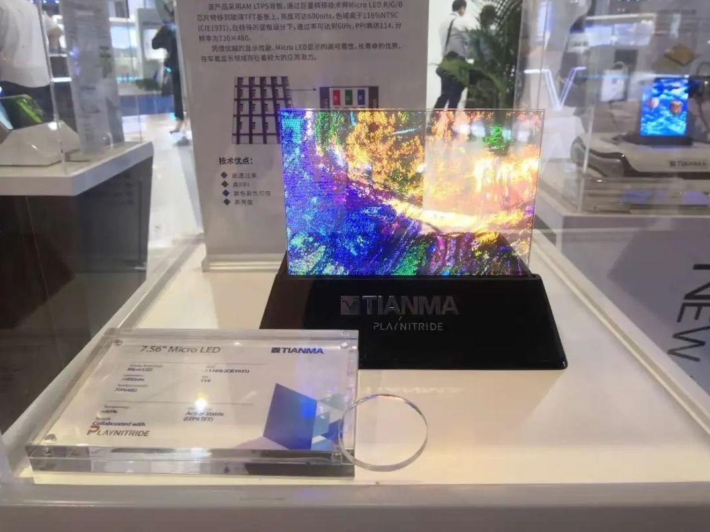 全球30家Micro LED厂商/机构2020最新动态一览  第5张