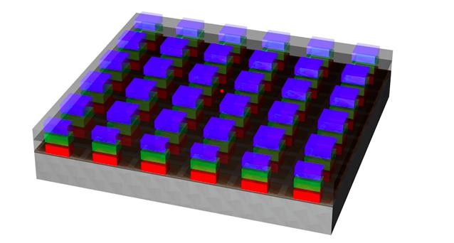 基于EFB技术,这家公司开发出3D Micro LED显示产品