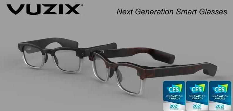 双目光波导Micro LED的化AR眼镜来了!