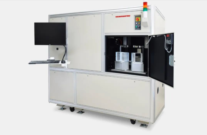 滨松光子开发Micro LED芯片高速检测系统