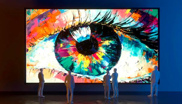 用于MicroLED显示屏生产的激光工艺  第1张