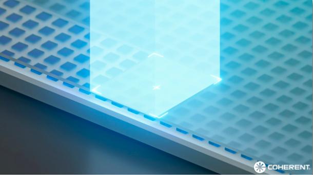 用于MicroLED显示屏生产的激光工艺  第3张