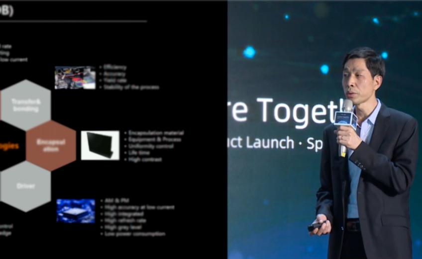 艾比森发布MicroLED新品  第1张