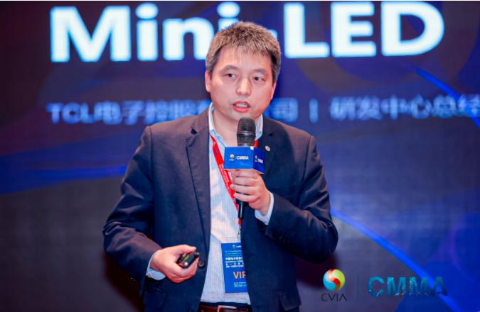 中国电子视像行业协会Mini/MicroLED显示产业分会第一次成员大会暨新一代显示产业高质量发展论坛成功举办  第12张