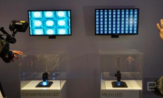 """MicroLED卡位战已打响,看看哪些厂商在抢登""""光明顶"""""""
