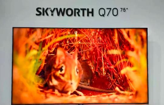 CITE2021现场直击:MiniLED/MicroLED产品成焦点  第2张