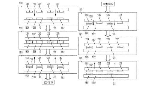 专利赏析-MicroLED-利用可选的表面附着力转印元件的转印基材