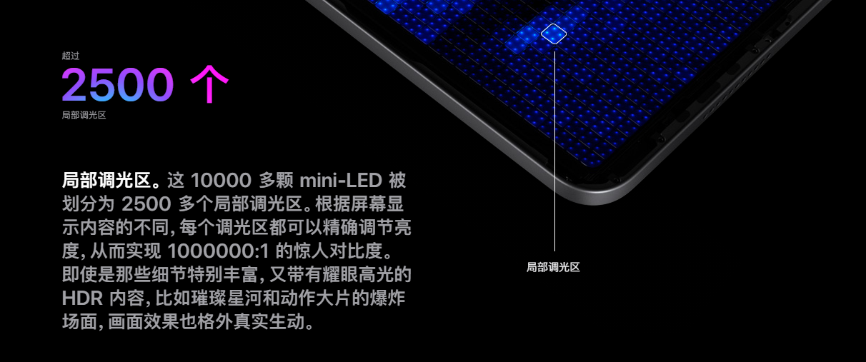 MiniLED ipad来了!苹果发布会看点汇总  第5张