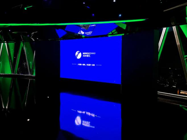 鸿利Mini LED半导体显示技术产品亮相广州塔和粤剧博物馆  第1张