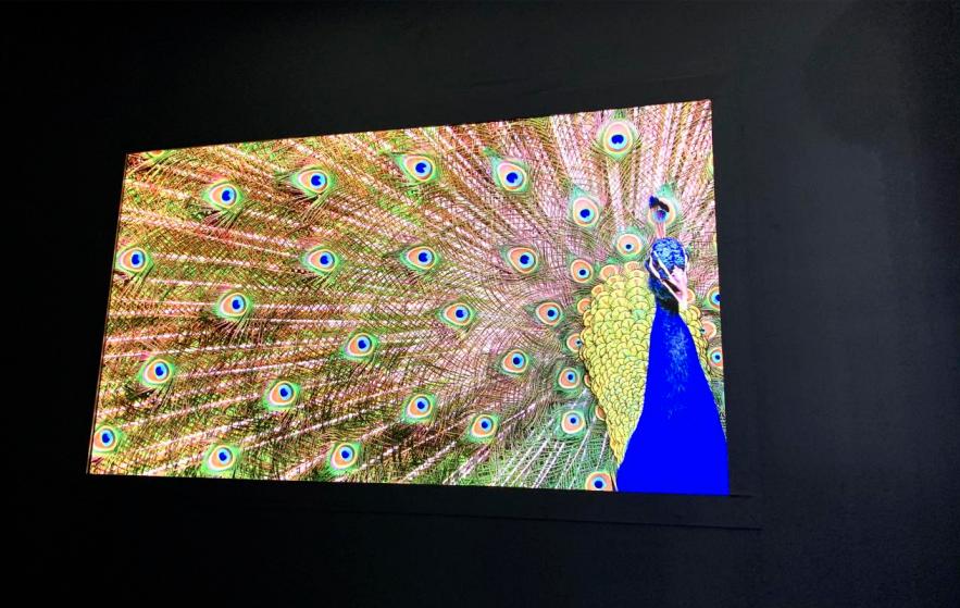 ISLE展:LG,利亚德,希达,雷曼等14家显示屏厂产品一览