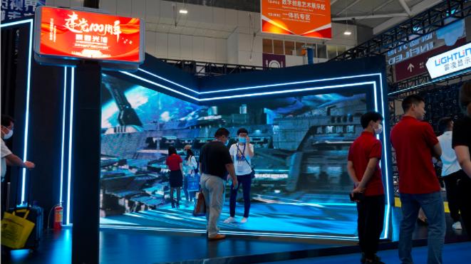 ISLE展:LG,利亚德,希达,雷曼等14家显示屏厂产品一览  第25张