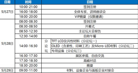 2021第八届海峡两岸(南京)新型显示产业高峰论坛即将召开  第3张