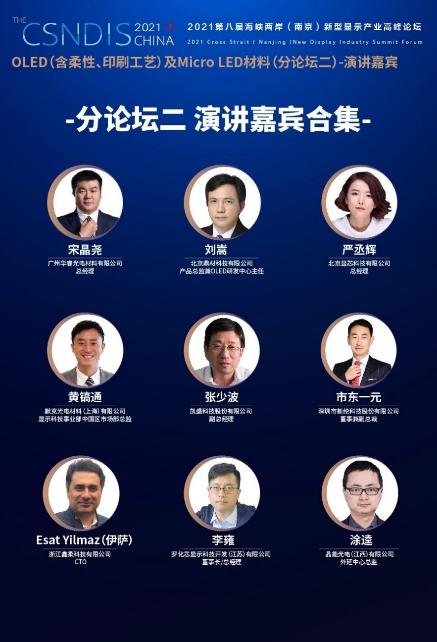2021第八届海峡两岸(南京)新型显示产业高峰论坛成功举办  第20张