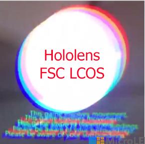 Lumus Maximus阵列光波导与HoloLens2对比  第13张