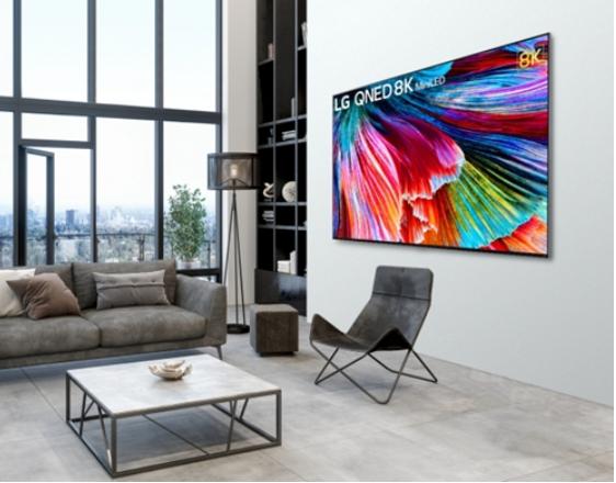 LG将于本月开始在北美,欧洲及日韩发售MiniLED电视