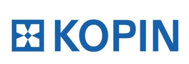 Kopin携手日企研发AR/MR用全彩化MicroLED显示器