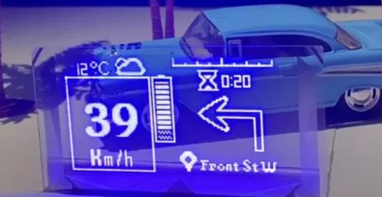 VueReal已经接到MicroLED透明显示器的批量订单